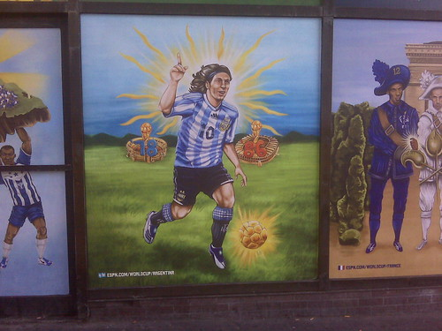 Maradona! Argentina!