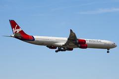 G-VFOX - 449 - Virgin Atlantic Airways - Airbus A340-642 - 100617 - Heathrow - Steven Gray - IMG_5492