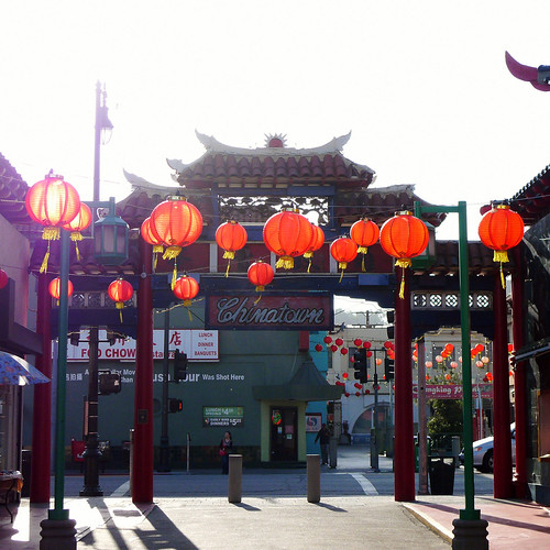 Chinatown, L.A.