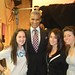 Mr. Jay Manuel with Elianne, Jessica, and I :)