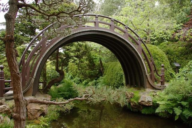 Moon Bridge - Japanese Tea Garden