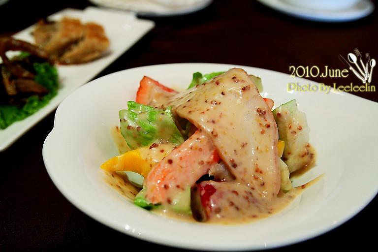 台北捷運松江南京站美食|神旺商務酒店|銀柏廳~精緻星級午餐