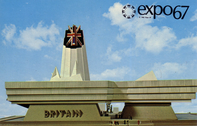 Great Britain Pavilion [EX107]