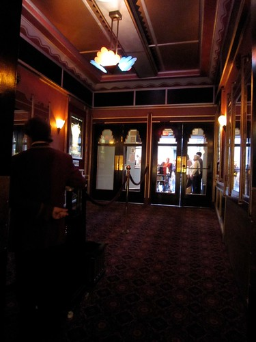 Roxy Theatre Entrance Northampton PA