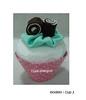 cupcake tecido mod.3 (Cupcakes de tecido Cupcakeland) Tags: cupcakes decoração presentes sache lembrancinhas alfineteiro agulheiro cupcakefeltro docesdefeltro cupcakedetecido lembrançaparachá lembrançaparacasasamento docesemfeltro docesemtecido