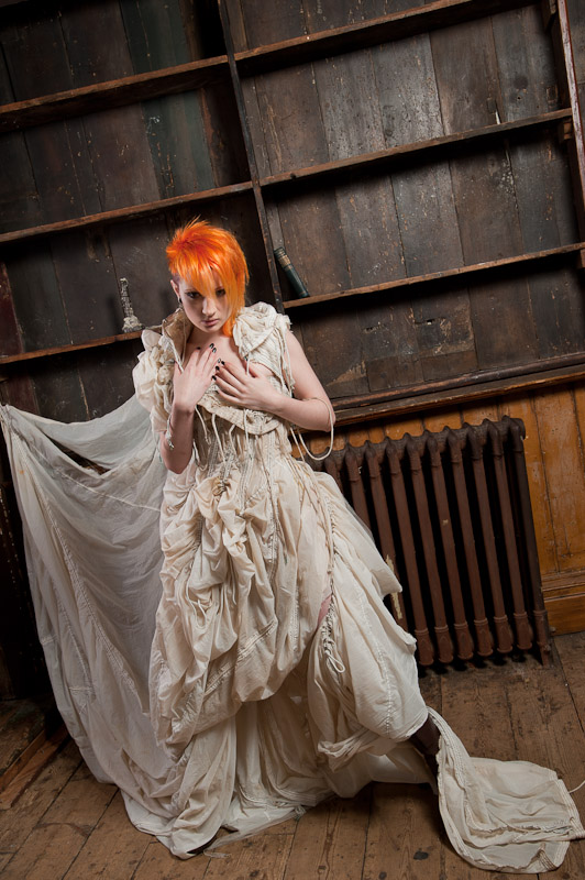 Ulorin Vex - Parachute Dress 2