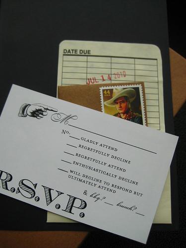 RSVP Card 4