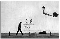 ee | N (Antonio Carrillo (Ancalop)) Tags: street city bw espaa white man black blanco lumix calle spain farola negro ciudad bn panasonic granada hombre andaluzia lx3 lumixlx3 ancalop