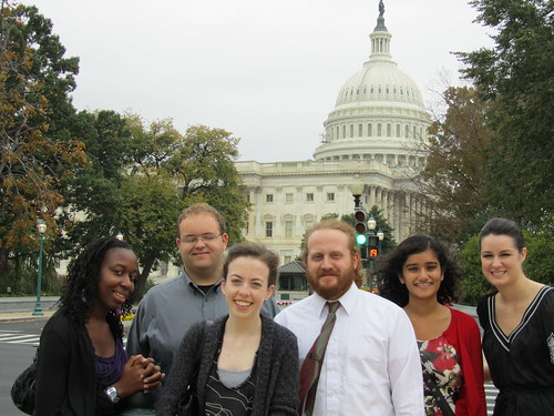 Honors Scholars in DC