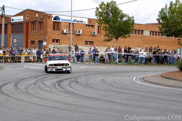 Rally 2000 Viratges (2010) - BMW 325