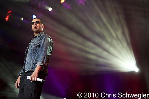 Drake - 10-30-10 - Voodoo Festival, City Park, New Orleans, LA