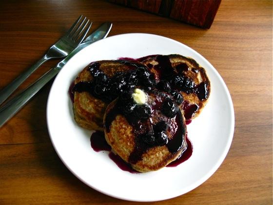 quinoa pancakes 001