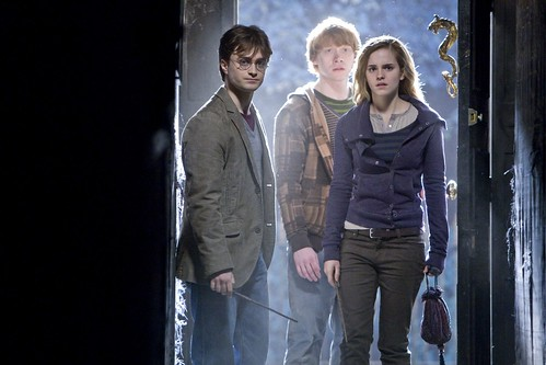 Harry Potter and the Deathly Hallows (AP Photo/Warner Bros., Jaap Buitendijk)