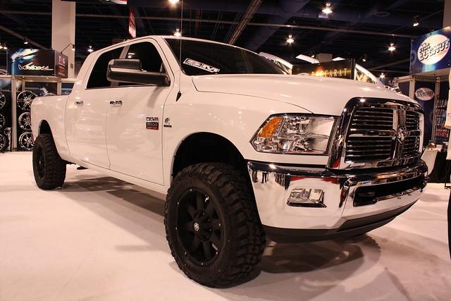 truck offroad pickup special dodge trucks mopar sema custom ram edition 2010 3500