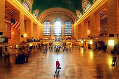 my Mum and others at Grand Central Terminal (mudpig) Tags: nyc newyorkcity longexposure railroad ny newyork train mom geotagged stroller manhattan flag central mother americanflag grand terminal midtown american mta grandcentral hdr metronorth gct grandcentralterminal metronorthrailroad hudsonline mudpig harlemline stevekelley connecticutline angelakelley