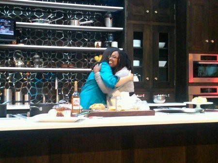 Chef Lea and Jeanine 2