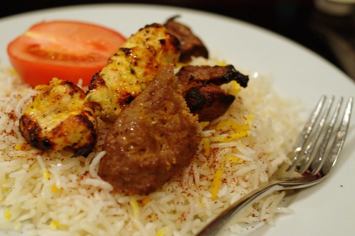 Chef Special @ Shiraz Persian Cuisine