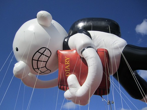 Diary of a Wimpy Kid at Macy's Balloonfest 2010 - 24
