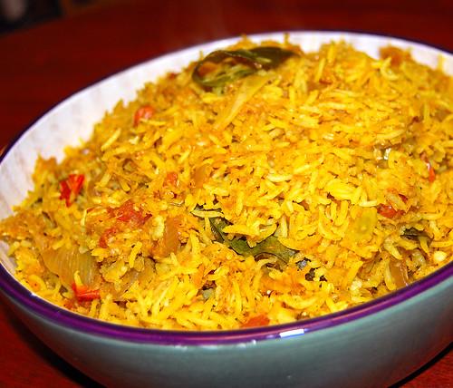 Cabbage Bhath