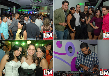 Moccai Glam Club @ 2do dia Apertura