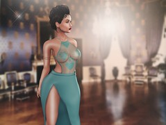 New Post ►309◄ VHW (fadagitana) Tags: maitreya tetra ascend kinky hairfair fashion blog sl secondlife women woman hair virtualworld blogger clothes new outfit 3d photo photography bento meshbody mesh dress bodysuit skirt lights scene