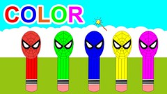 Wrong-Heads-Pencil-Spiderman-Finger-Family-Colors-Learn-Bad-Baby-Crying-tohe-kid (MatongAbee) Tags: colors colorslearn learningcolors fingerfamily nursery rhyme nurseryrhyme colorsforkids learncolors kidssong learningcolorsforkids fingerfamilycolorslearn fingerfamilycolors wrongheads wrongheadsfingerfamily kidssongs babiessongs spidermanfingerfamily spiderman spidermancolorslearn colorfulspiderman pencilcolorslearn pencil badbabycrying badbaby badbabyfingerfamily nurseryrhymes