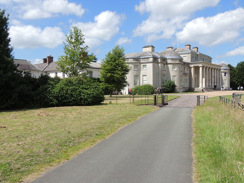 Shugborough Hall – Mansion House - 005