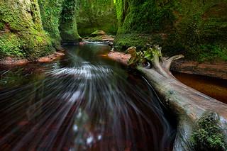 Finnich Gorge & Carnock Water