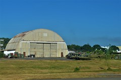 Daydreaming (Mark Obusan) Tags: dream daydream huey helicopter uh1 uh1h uh1d hangar air force