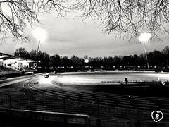 FOOTBALL STADIUM 1. FC Schweinfurt 1905 #tradition #Schweinfurt #night #nightshot #football #Stadion #stadium #schwarzweiß #blackandwhite #Photographie #photography (benicturesblackwhite) Tags: blackandwhite tradition football stadion nightshot night photography schwarzweis stadium schweinfurt photographie