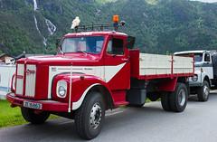 IMG_2598 Scania 80 Super. 1972 mod. (JarleB) Tags: hardangertreffet2017 veteranbil veteranbiler lastebil trucks oldtrucks rullestad rullestadjuvet rullestadaktivfritid scania scaniatrucks oldscaniatrucks scania80 scania80super