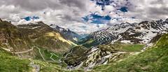 Gran Paradiso (Ettore Trevisiol) Tags: ettore trevisiol nikon d7200 nikkor 18 70 d300 tokina 11 20 55 200 gran paradiso national park mountain landscape snow road