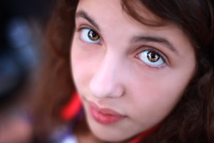 catch the light (helen sotiriadis) Tags: portrait blur face closeup canon eyes published dof bokeh depthoffield nix canonef50mmf14usm canoneos40d toomanytribbles