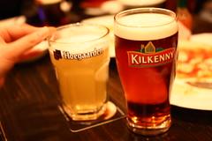 hoegarden and kilkenny