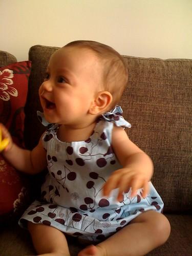 Alice - 9 meses e meio