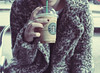 (_acido) Tags: paris cold me coffee vintage fur soft plastic hate frappuccino strabucks canoneos450d