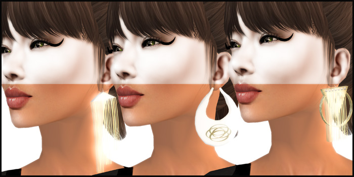 [ glow ] studio - earrings - SALE