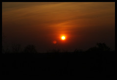 Kruger Sunset (Chris McLoughlin) Tags: africa holiday nature landscape southafrica day wildlife sony tamron krugernationalpark kruger a300 70mm300mm sonya300 tamron70mm300mm sonyalpha300 alpha300 chrismcloughlin