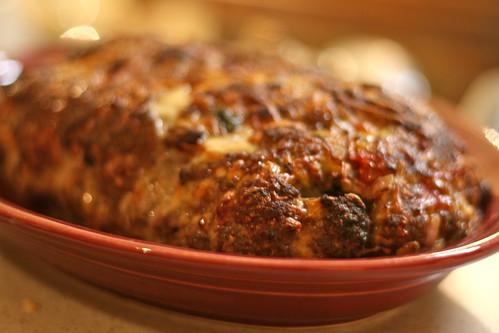 Gonzales Meatloaf