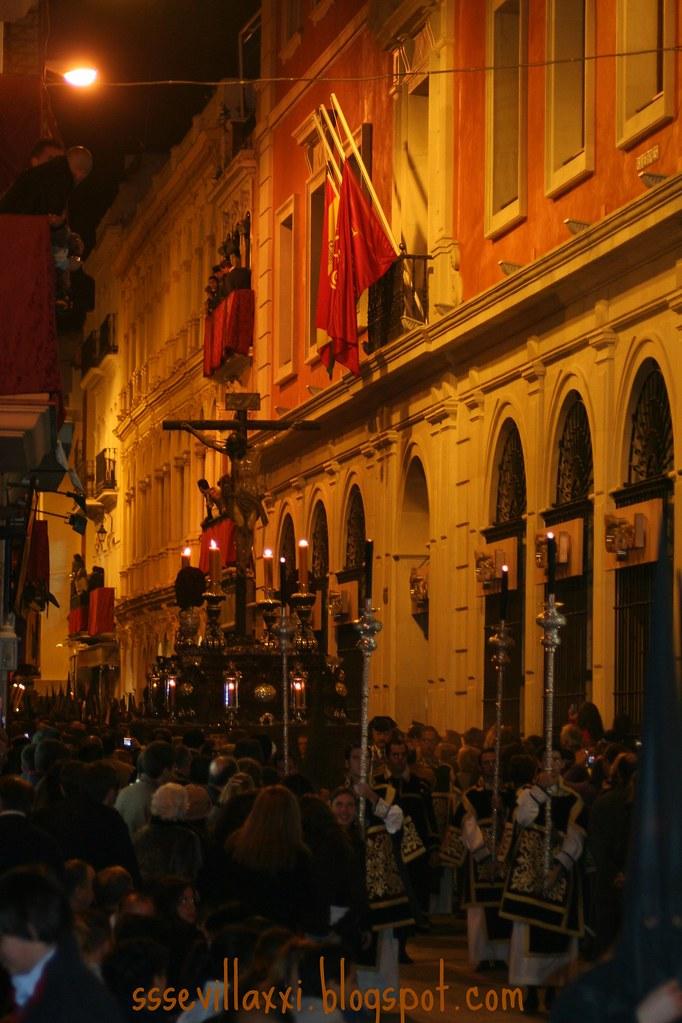 Santísimo Cristo del Calvario. Viernes Santo 2009