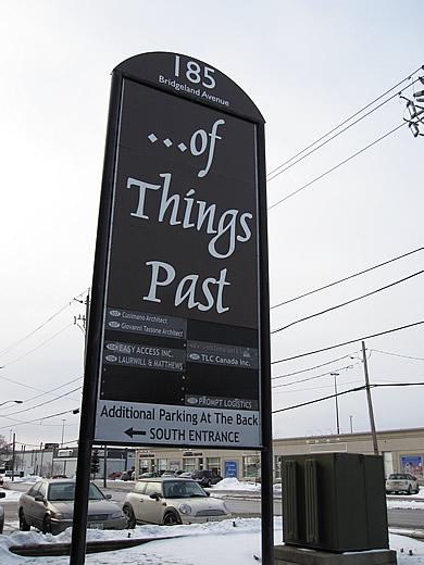 of things past toronto (1)