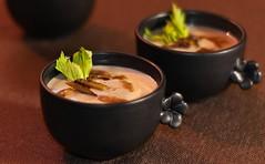 Celery Root Wild Mushroom Soup (jaxxon) Tags: food mushroom soup 50mm nikon fiddy celeryroot 50mmf18 foodphotography 18200mm d90 niftyfifty jaxxon jackcarson nikond90 jacksoncarson jacksondcarson foodograph