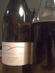 2008 Sebastopol Hills Pinot Noir