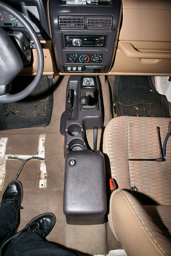 I Am Looking Forward To Having TWO Drink Holders. LOL (I Know, Every Low  Priority For A Jeep, But Still .