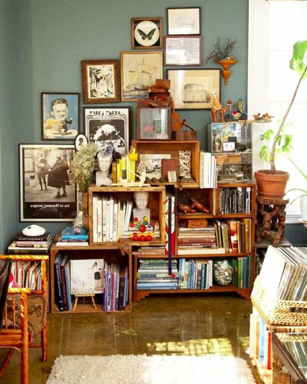 DIY shelfs inspiration 1