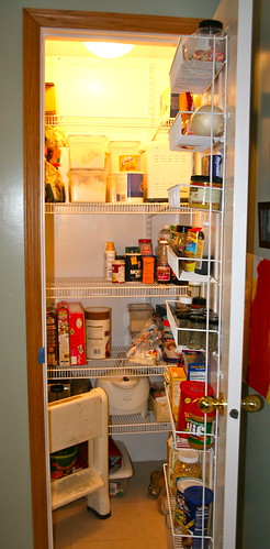 Pantry after copy