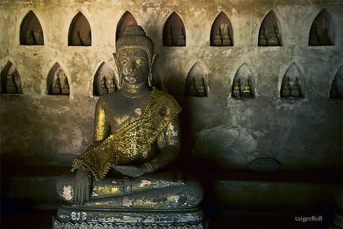 buddha wat si saketh