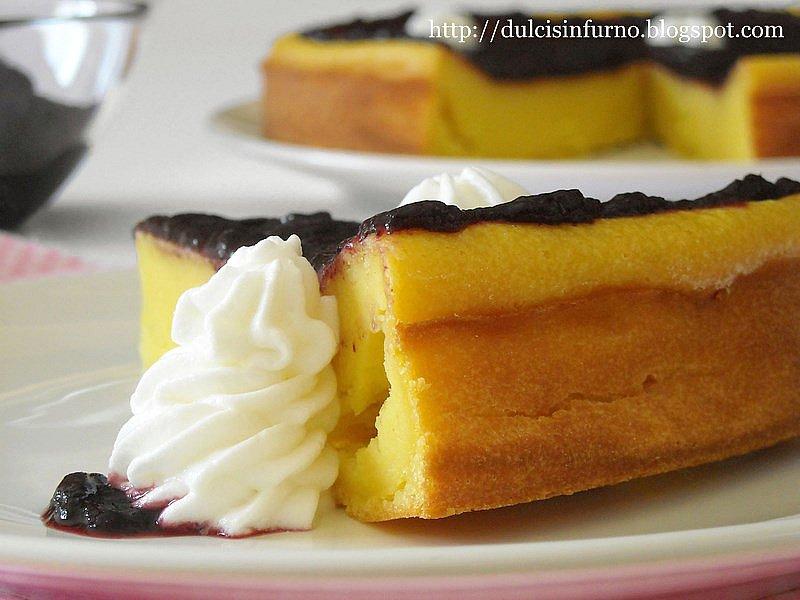 Torta al Formaggio-Cheese Cake