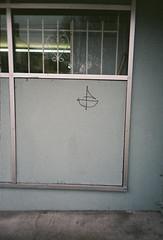 boat (badzine) Tags: cute sailboat portland boat or tag graffitti streaker handstyle