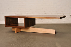 210cct5 (j.rusten studio) Tags: jared coffee modern table design woodwork maple furniture walnut cantilevered woodworking midcentury cantilever dovetail rusten dovetails jrusten